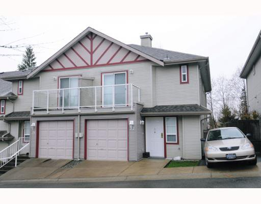 Main Photo: 22 11229 232ND Street in Maple_Ridge: East Central Townhouse for sale (Maple Ridge)  : MLS®# V758144
