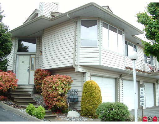 "Main Photo: 23 3070 TOWNLINE Road in Abbotsford: Abbotsford West Townhouse for sale in ""WESTFIELD PLACE"" : MLS®# F2910432"