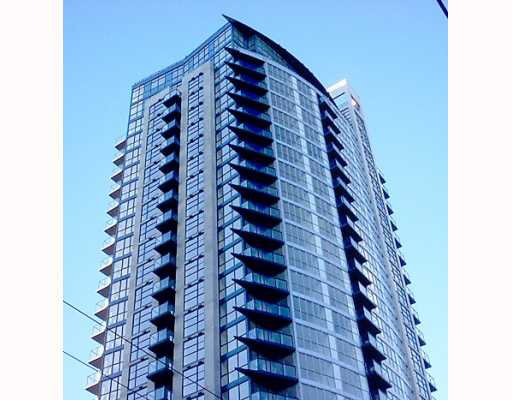 "Main Photo: 2907 1199 SEYMOUR Street in Vancouver: Downtown VW Condo for sale in ""THE BRAVA"" (Vancouver West)  : MLS®# V777341"