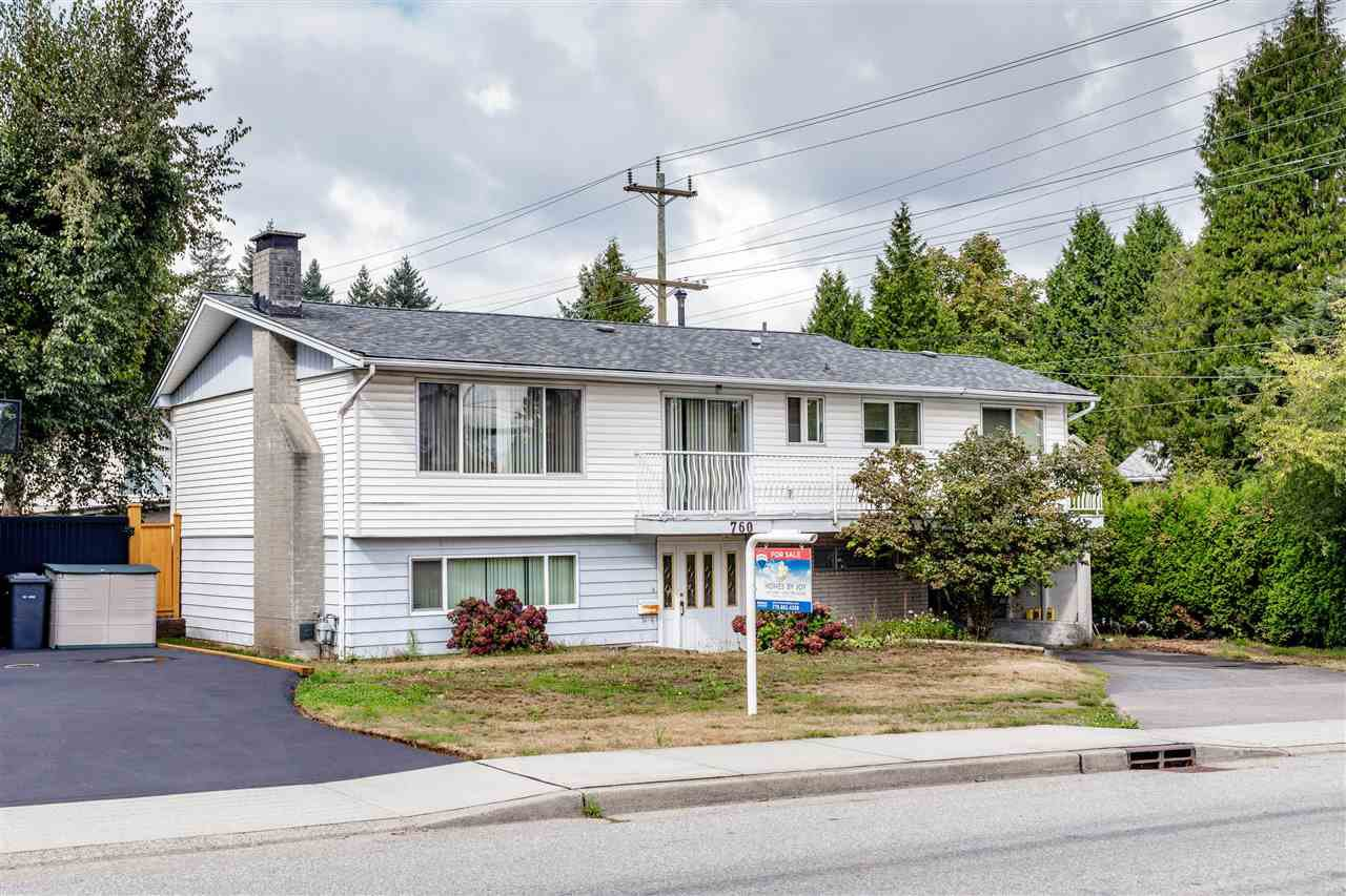 Main Photo: 760 PORTER Street in Coquitlam: Central Coquitlam House for sale : MLS®# R2411170