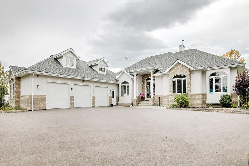Main Photo: 83 WESTVIEW Estates in Rural Rocky View County: Rural Rocky View MD Detached for sale : MLS®# C4292616