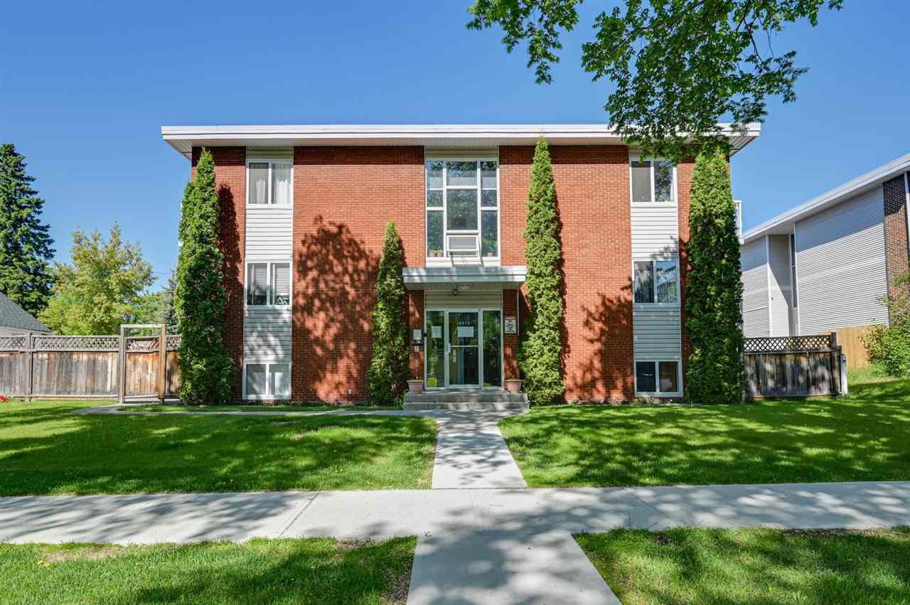 Main Photo: 10 10812 115 Street NW in Edmonton: Zone 08 Condo for sale : MLS®# E4199389