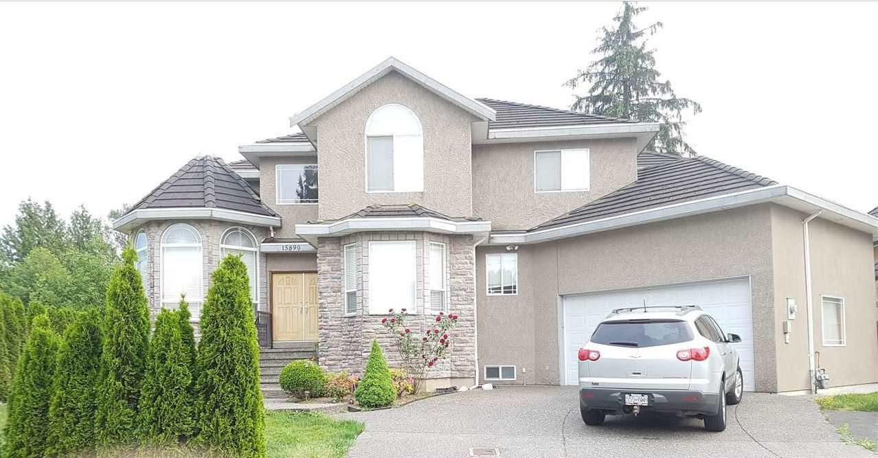 Main Photo: 15890 110 Avenue in Surrey: Fraser Heights House for sale (North Surrey)  : MLS®# R2470940