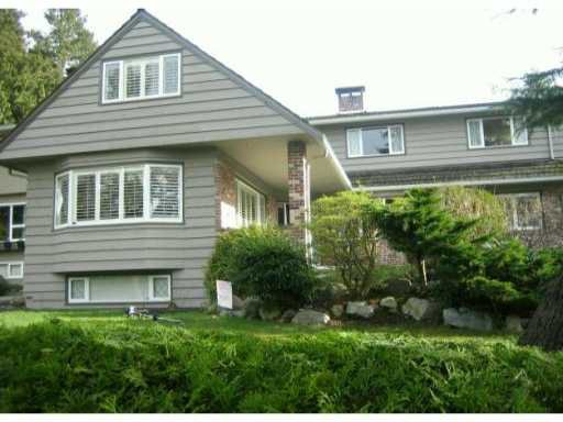 Main Photo: 6252 MCCLEERY Street in Vancouver: Kerrisdale House for sale (Vancouver West)  : MLS®# V829971