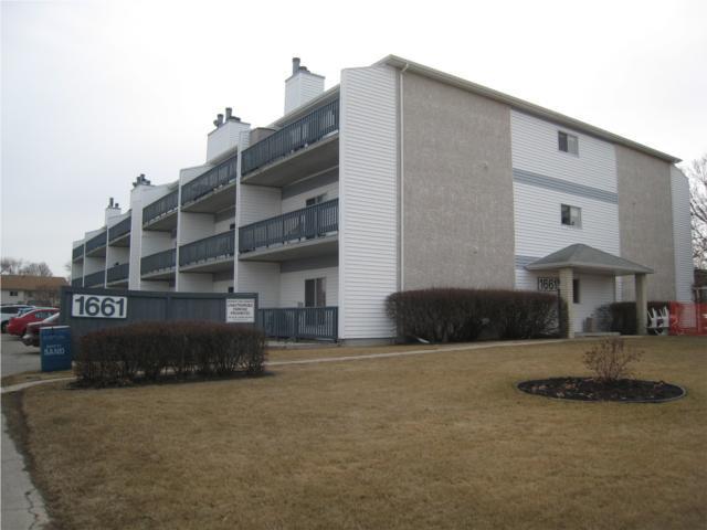 Main Photo: 1661 PLESSIS Road in WINNIPEG: Transcona Condominium for sale (North East Winnipeg)  : MLS®# 1005698