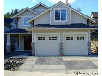 Main Photo: 2336 Echo Valley Dr in VICTORIA: La Bear Mountain House for sale (Langford)  : MLS®# 485548