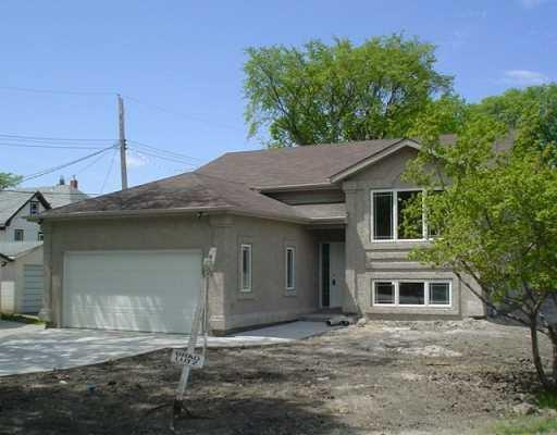 Main Photo: 344 SCOTIA Street in WINNIPEG: West Kildonan / Garden City Single Family Detached for sale (North West Winnipeg)  : MLS®# 2607322
