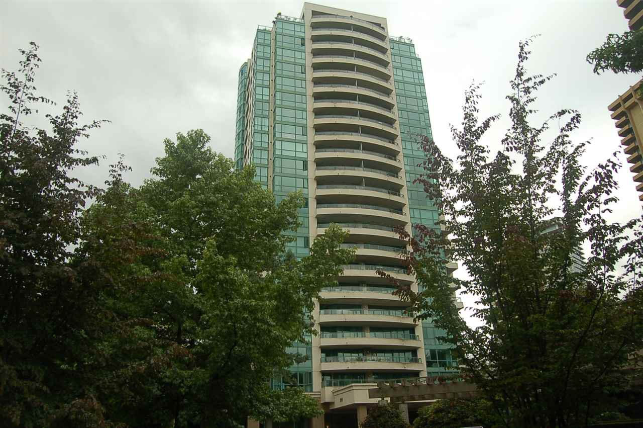 "Main Photo: 1504 5899 WILSON Avenue in Burnaby: Central Park BS Condo for sale in ""PARAMOUNT II"" (Burnaby South)  : MLS®# R2392203"