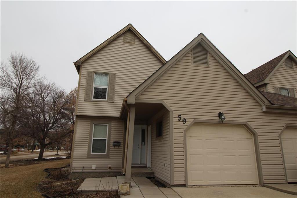 Main Photo: 59 Abington Road in Winnipeg: Southdale Residential for sale (2H)  : MLS®# 202007382