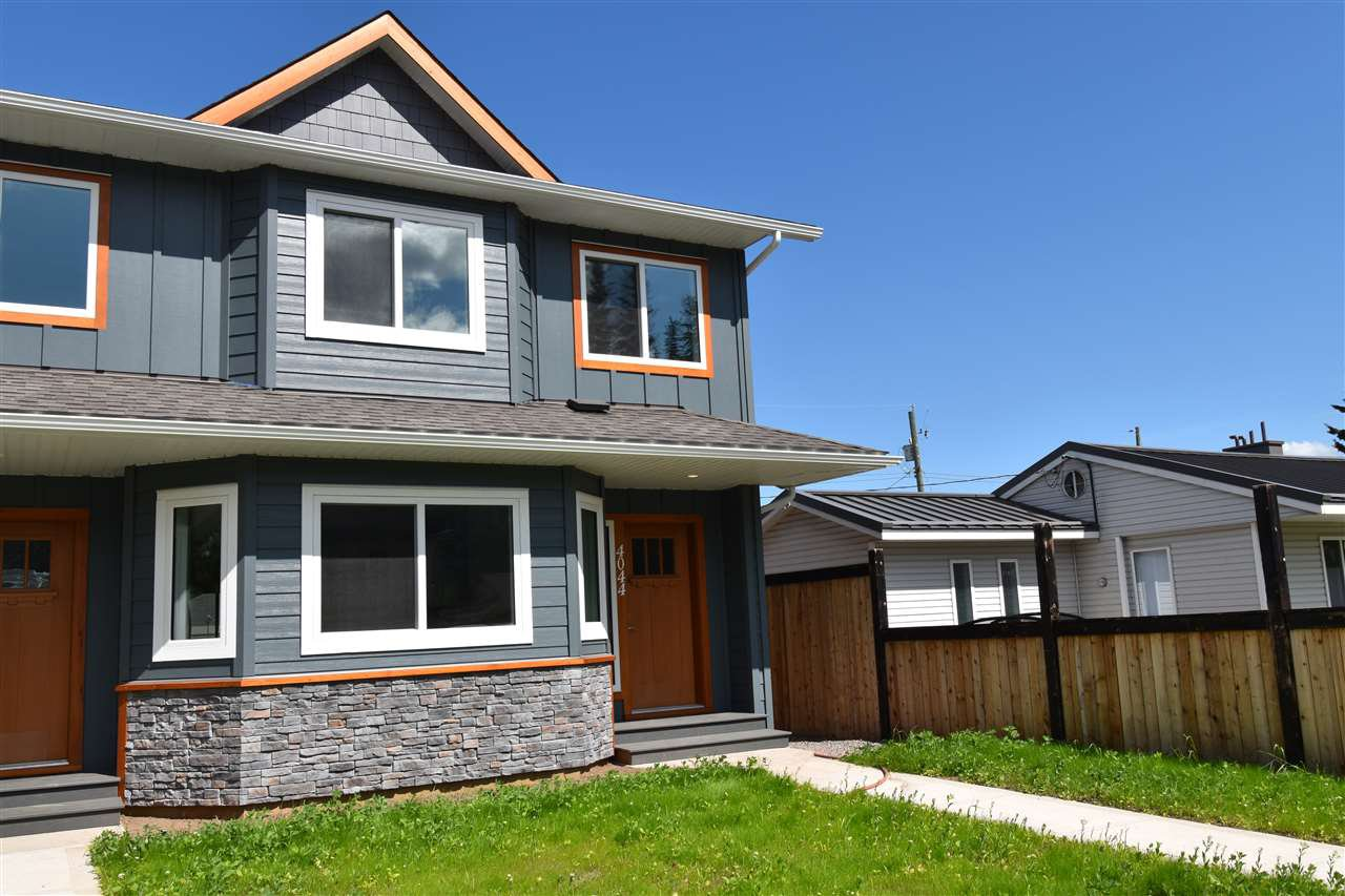 Main Photo: 4044 2ND Avenue in Smithers: Smithers - Town 1/2 Duplex for sale (Smithers And Area (Zone 54))  : MLS®# R2480712