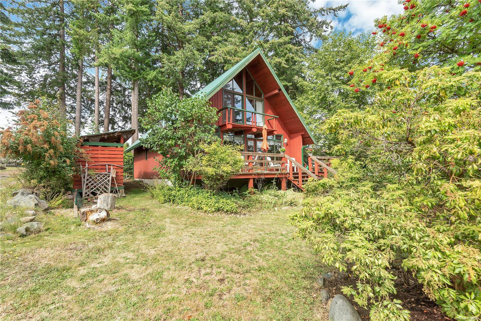 Main Photo: 823 Marguerite Rd in : CR Campbell River West House for sale (Campbell River)  : MLS®# 854952