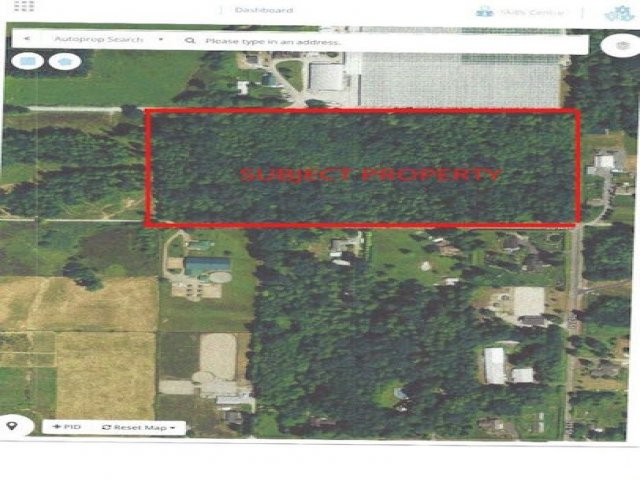Main Photo: LT.13 20 AVENUE in Langley: Campbell Valley Land for sale : MLS®# R2515404
