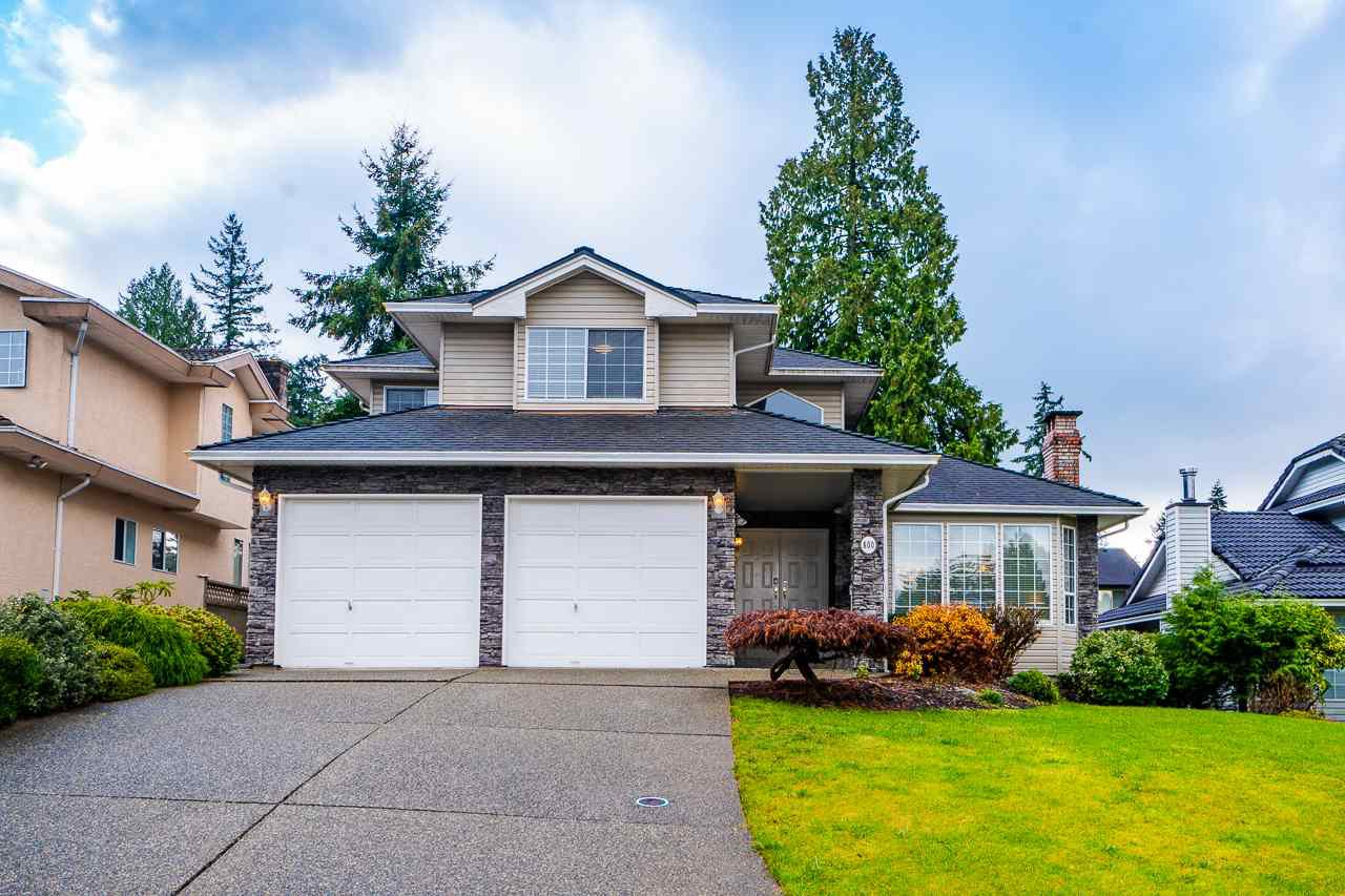 Main Photo: 800 SPRICE Avenue in Coquitlam: Coquitlam West House for sale : MLS®# R2520807