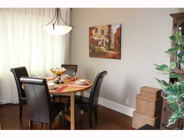 Photo 4: Photos: 2838 SPRUCE Street in Vancouver: Fairview VW Townhouse for sale (Vancouver West)  : MLS®# V817088