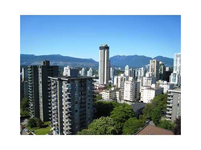 "Main Photo: 701 1277 NELSON Street in Vancouver: West End VW Condo for sale in ""THE JETSON BUILDING"" (Vancouver West)  : MLS®# V821843"
