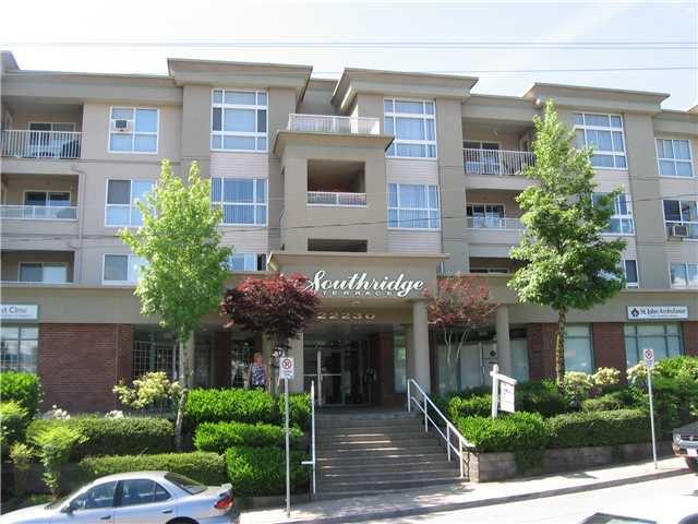 """Main Photo: 507 22230 NORTH Avenue in Maple Ridge: West Central Condo for sale in """"SOUTHRIDGE TERRACE"""" : MLS®# V835771"""