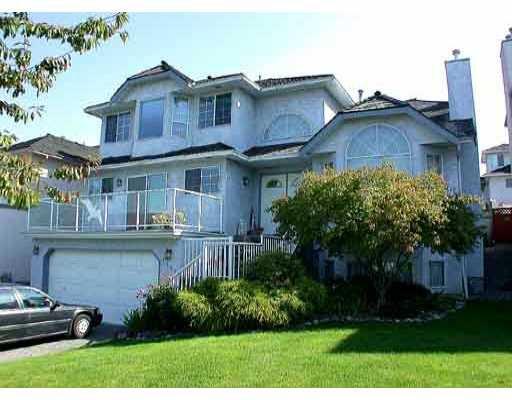 Main Photo: 1186 FLETCHER WY in Port_Coquitlam: Citadel PQ House for sale (Port Coquitlam)  : MLS®# V308250
