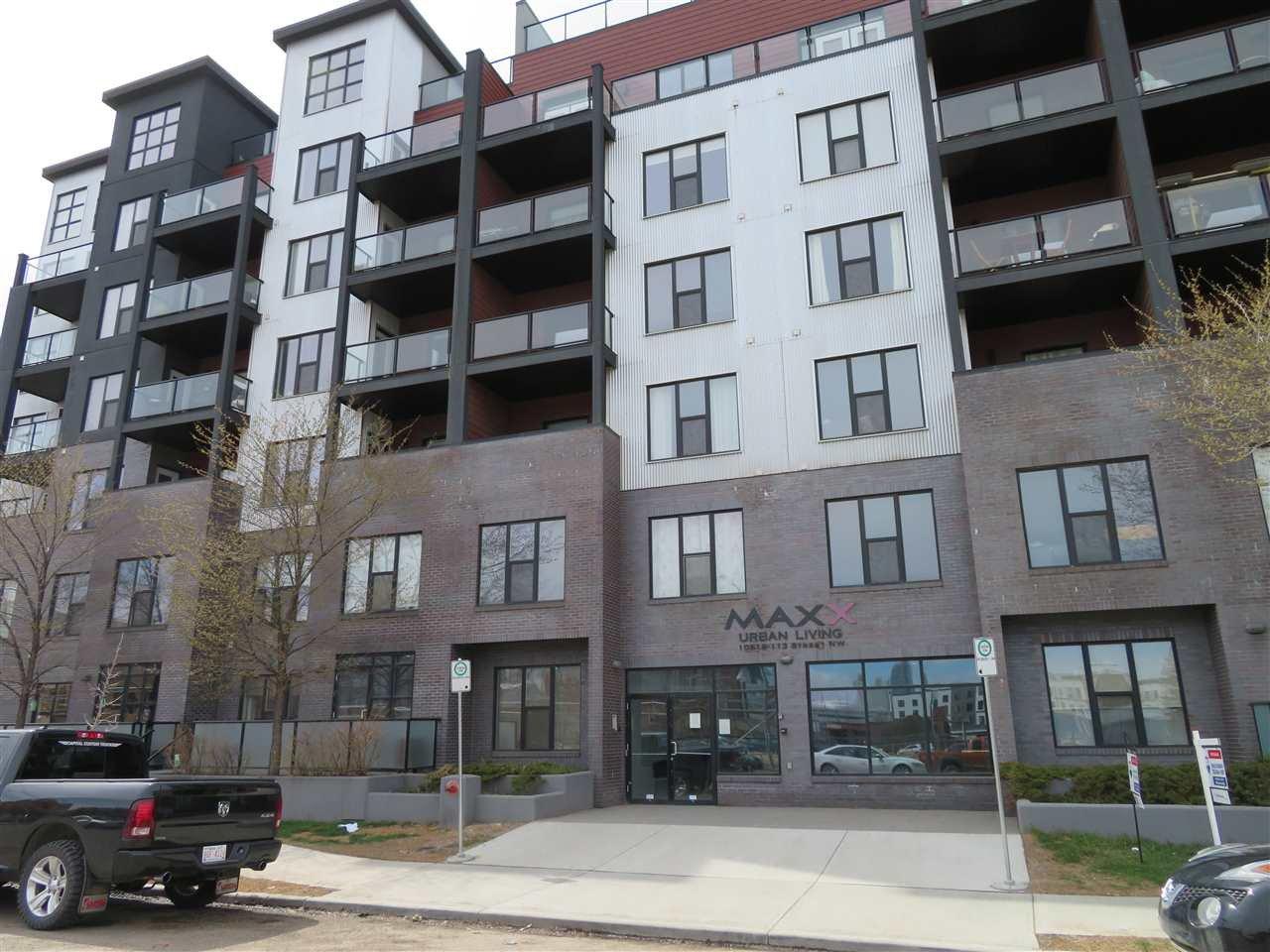 Main Photo: 210 10518 113 Street in Edmonton: Zone 08 Condo for sale : MLS®# E4167591