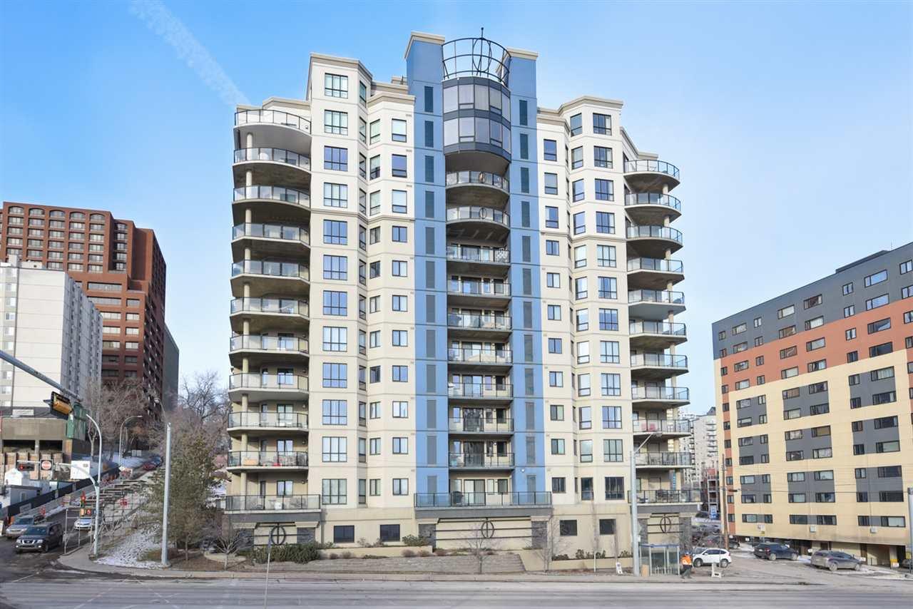 Main Photo: 201 9707 106 Street in Edmonton: Zone 12 Condo for sale : MLS®# E4179364