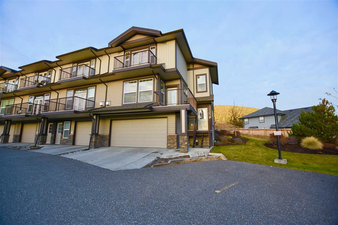 Main Photo: 1 1880 HAMEL Road in Williams Lake: Williams Lake - City Townhouse for sale (Williams Lake (Zone 27))  : MLS®# R2421543