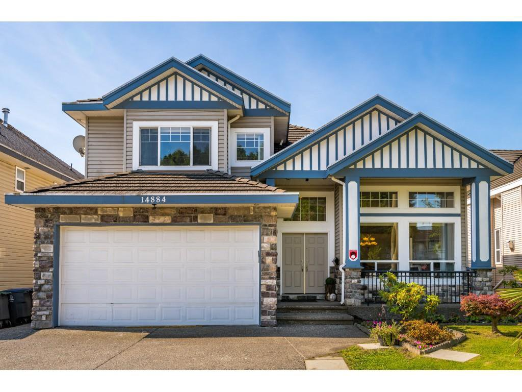 Main Photo: 14884 68 Avenue in Surrey: East Newton House for sale : MLS®# R2491094
