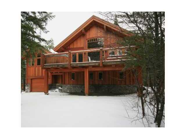 Main Photo: 33 PINE Place: Whistler House for sale : MLS®# V834408
