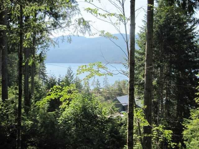 Main Photo: # LT 1 NAYLOR RD in Sechelt: Sechelt District Land for sale (Sunshine Coast)  : MLS®# V846640
