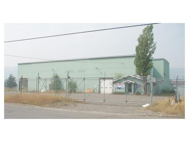 Main Photo: 1971 1975 ROBERTSON Road in PRINCE GEORGE: Carter Light Commercial for sale (PG City West (Zone 71))  : MLS®# N4504282