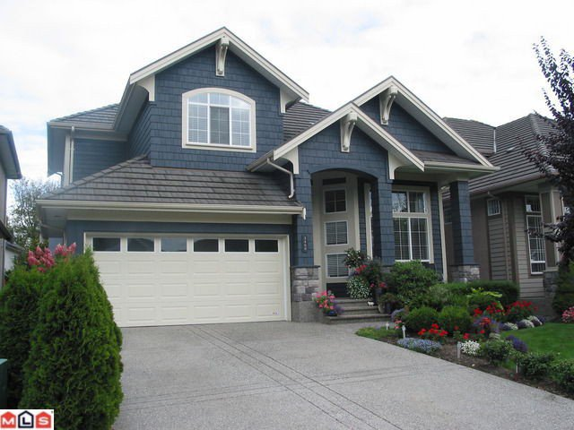 "Main Photo: 3468 150A Street in Surrey: Morgan Creek House for sale in ""Rosemary West"" (South Surrey White Rock)  : MLS®# F1023224"