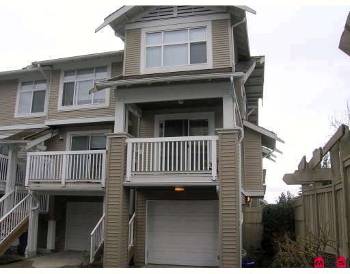 "Main Photo: 190 20033 70TH Avenue in Langley: Willoughby Heights Townhouse for sale in ""DENIM"" : MLS®# F2906246"