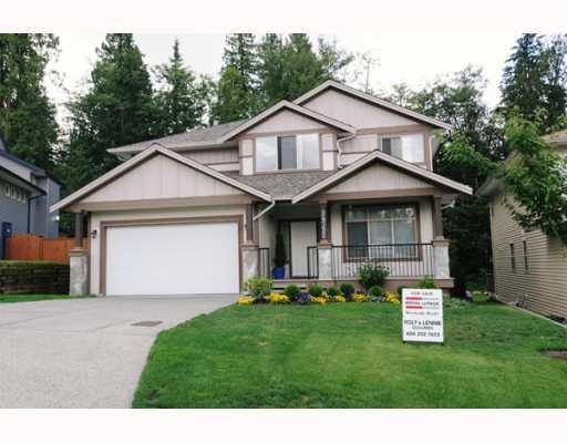 "Main Photo: 24752 KIMOLA Drive in Maple_Ridge: Albion House for sale in ""THE UPLANDS"" (Maple Ridge)  : MLS®# V781219"