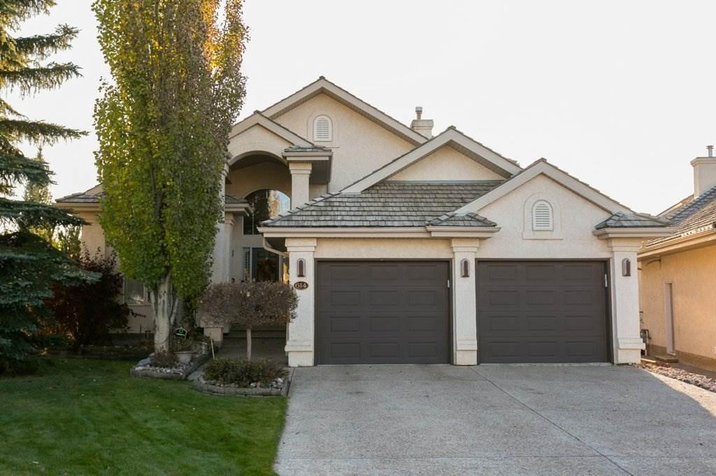 Main Photo: 614 HUNTERS Close in Edmonton: Zone 14 House for sale : MLS®# E4194148