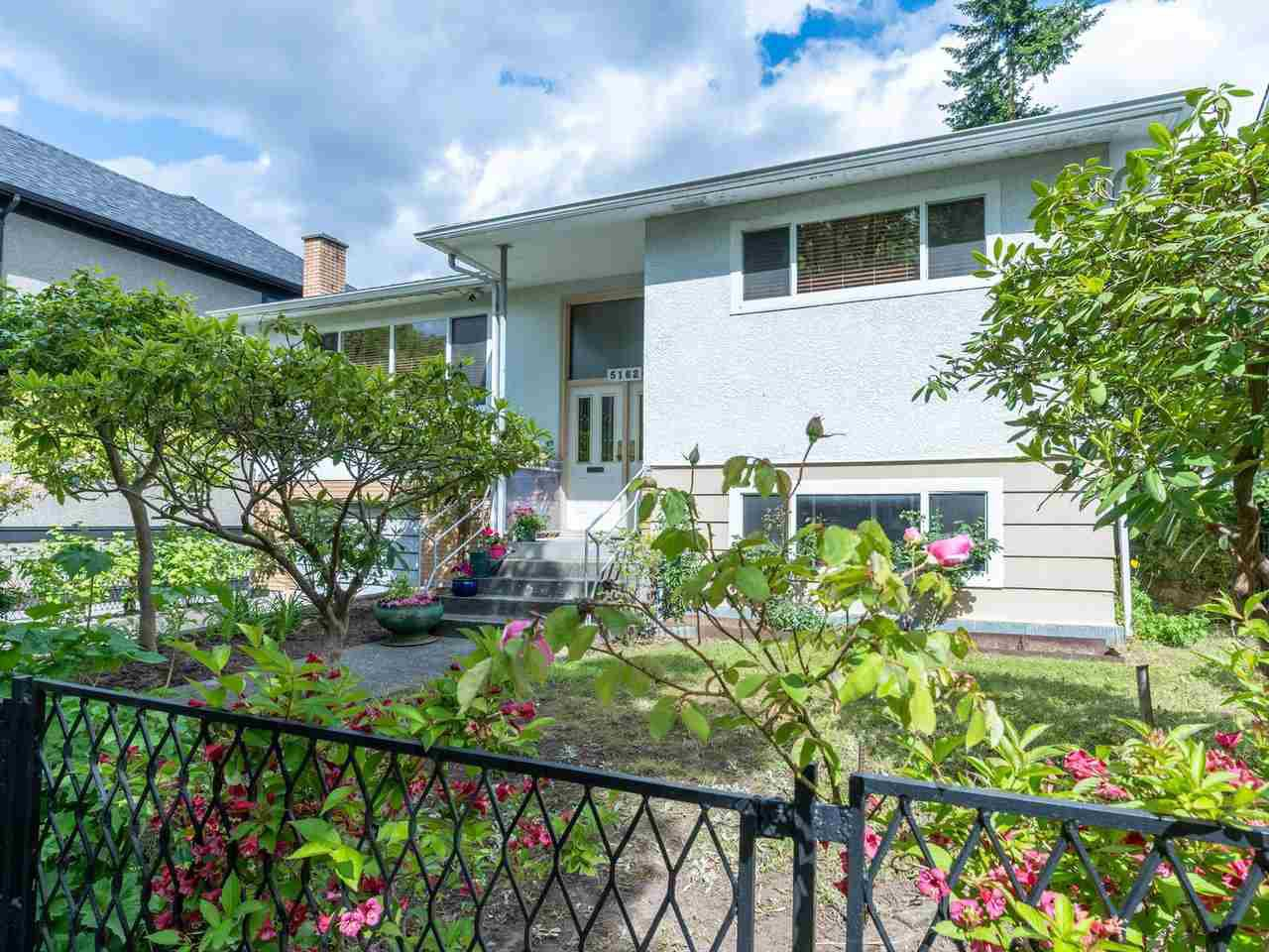 Main Photo: 5162 ELGIN Street in Vancouver: Knight House for sale (Vancouver East)  : MLS®# R2462775