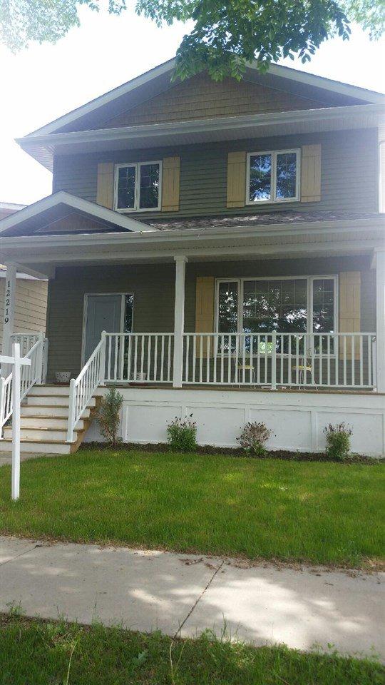 Main Photo: 12219 93 Street in Edmonton: Zone 05 House for sale : MLS®# E4202222