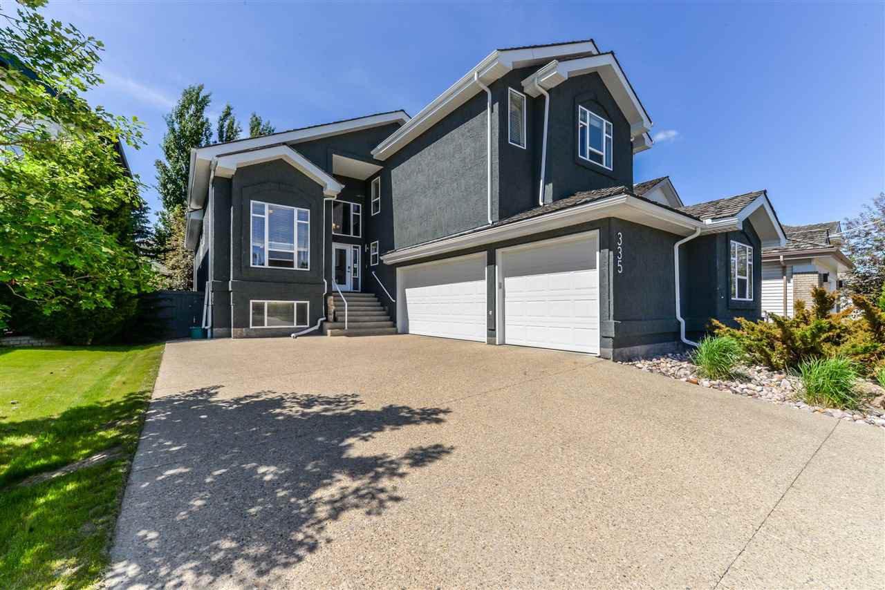 Main Photo: 335 DARLINGTON Crescent in Edmonton: Zone 20 House for sale : MLS®# E4203021