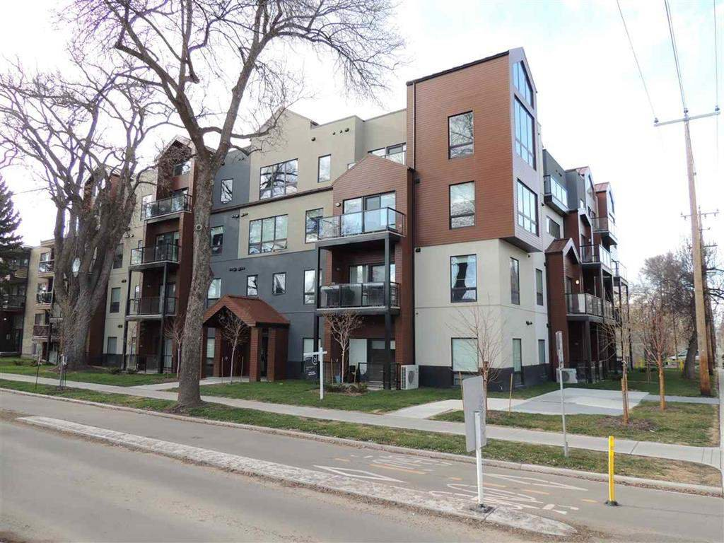 Main Photo: #103 10006 83 Avenue in Edmonton: Zone 15 Condo for sale : MLS®# E4206521
