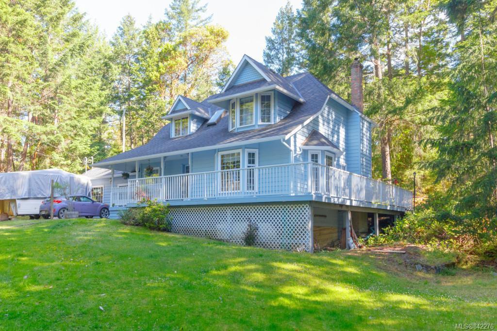 Main Photo: 724 Lorimer Rd in Highlands: Hi Western Highlands House for sale : MLS®# 842276