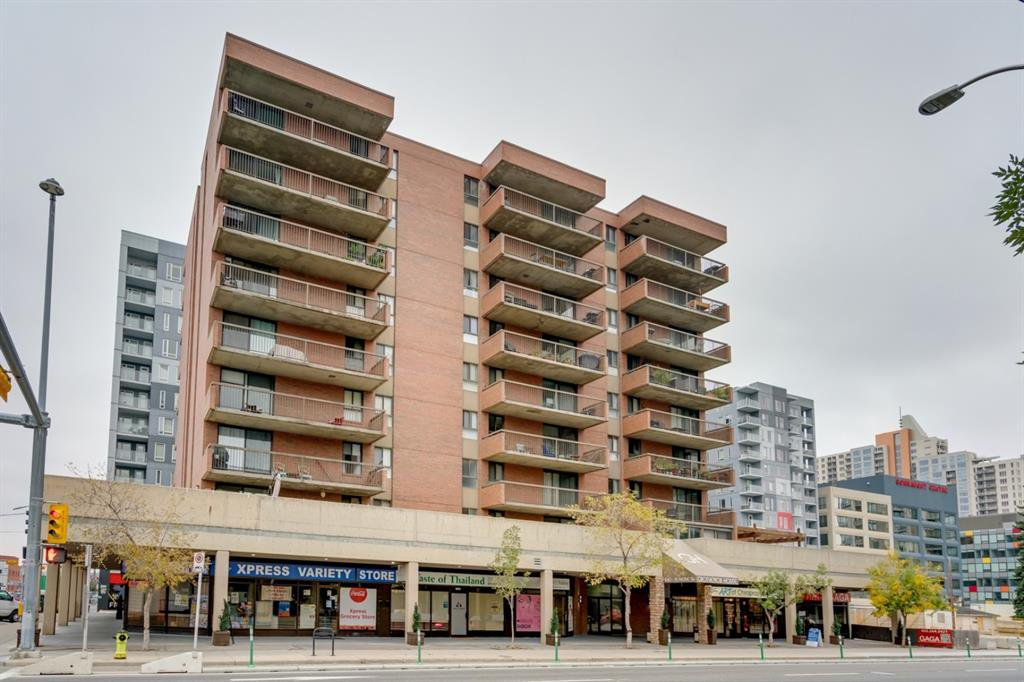 Main Photo: 904 1240 12 Avenue SW in Calgary: Beltline Apartment for sale : MLS®# A1032817