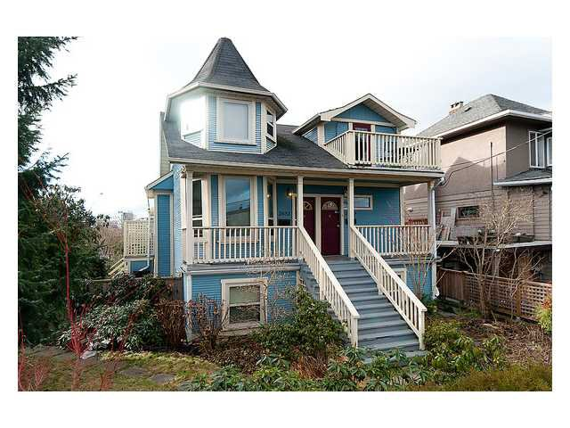 Photo 3: Photos: 2649 FRASER Street in Vancouver: Mount Pleasant VE House for sale (Vancouver East)  : MLS®# V863969