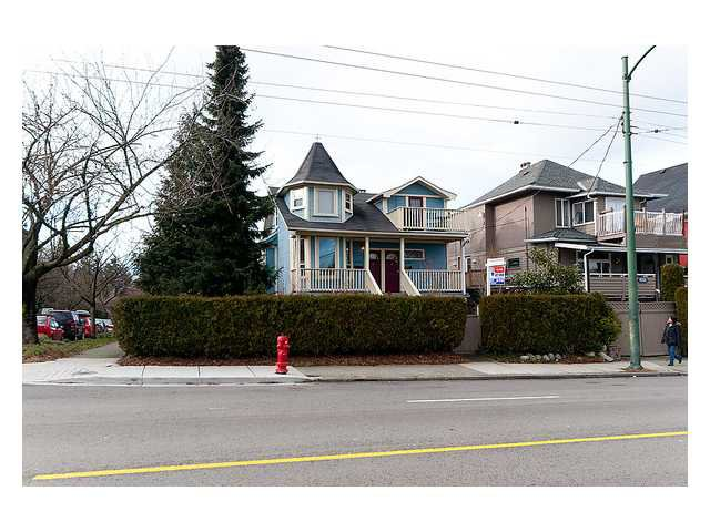 Photo 2: Photos: 2649 FRASER Street in Vancouver: Mount Pleasant VE House for sale (Vancouver East)  : MLS®# V863969