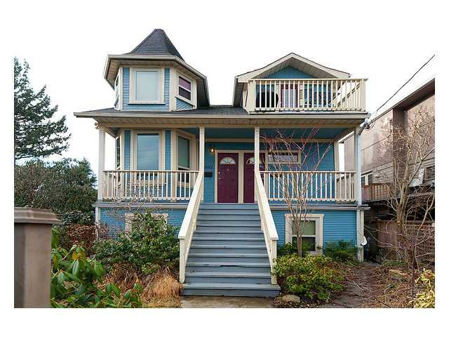 Photo 4: Photos: 2649 FRASER Street in Vancouver: Mount Pleasant VE House for sale (Vancouver East)  : MLS®# V863969
