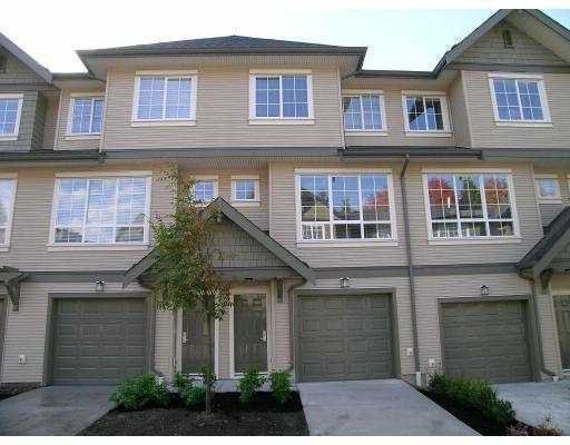 """Main Photo: 86 9088 HALSTON Court in Burnaby: Government Road Townhouse for sale in """"TERRAMOR"""" (Burnaby North)  : MLS®# V719185"""