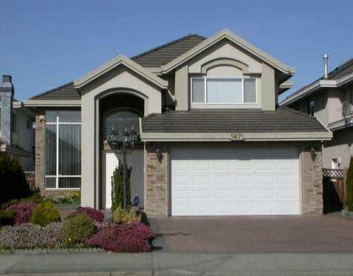 Main Photo: 5671 WILLIAMS Road in Richmond: Lackner House for sale : MLS®# V739418