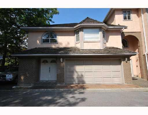 Main Photo: 31 8120 GENERAL CURRIE Road in Richmond: Brighouse South Townhouse for sale : MLS®# V775001