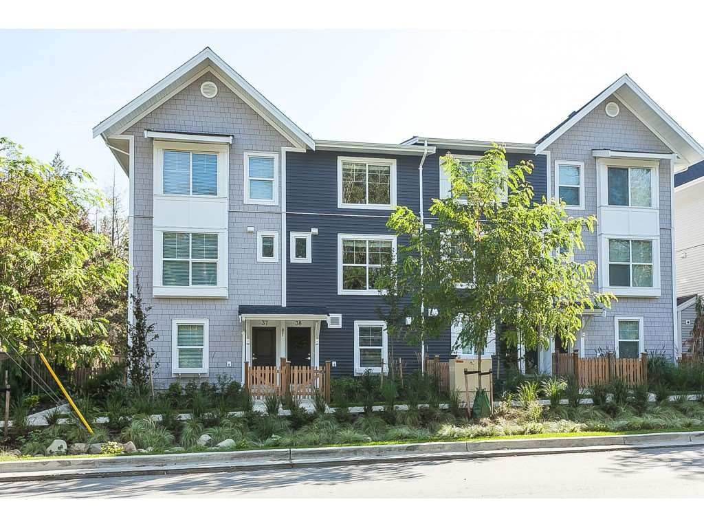 Main Photo: 38 20451 84 AVENUE in : Willoughby Heights Townhouse for sale : MLS®# R2409738