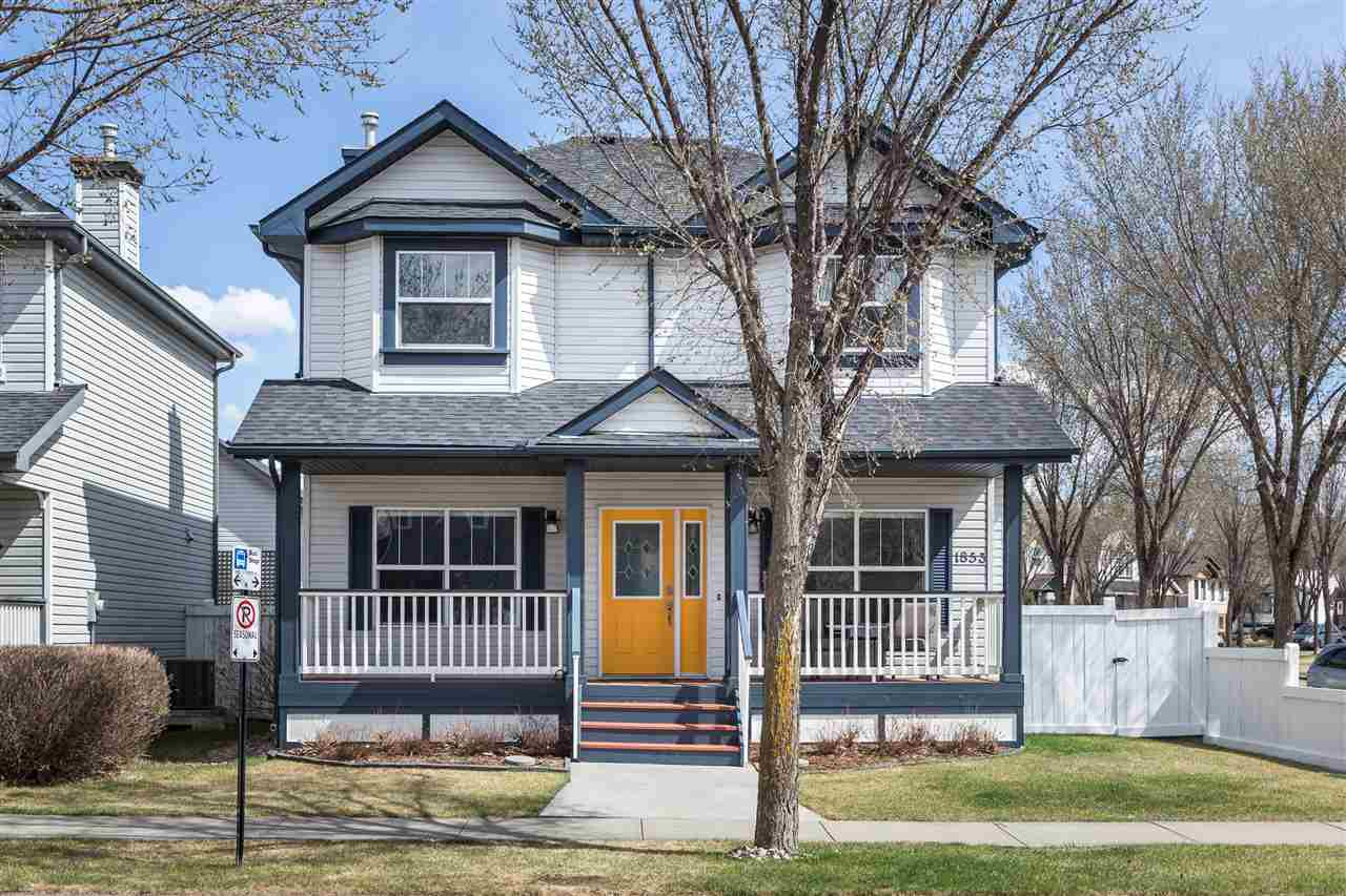 Main Photo: 1853 Tomlinson Way in Edmonton: Zone 14 House for sale : MLS®# E4196234