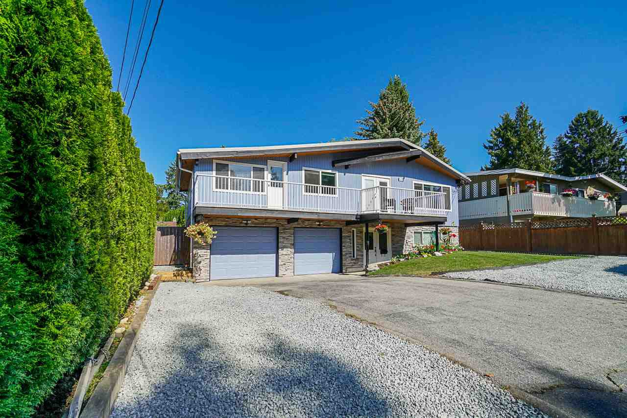 Main Photo: 18165 58 Avenue in Surrey: Cloverdale BC House for sale (Cloverdale)  : MLS®# R2498386