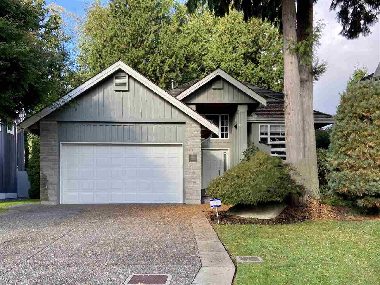 "Main Photo: 14329 17B Avenue in Surrey: Sunnyside Park Surrey House for sale in ""Bayridge Court"" (South Surrey White Rock)  : MLS®# R2508784"