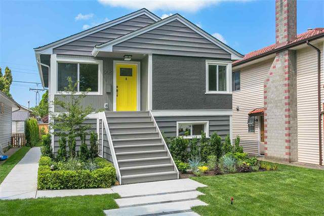 Main Photo: 5051 Sherbrooke Street in Vancouver: Knight House for sale (Vancouver East)  : MLS®# R2516247