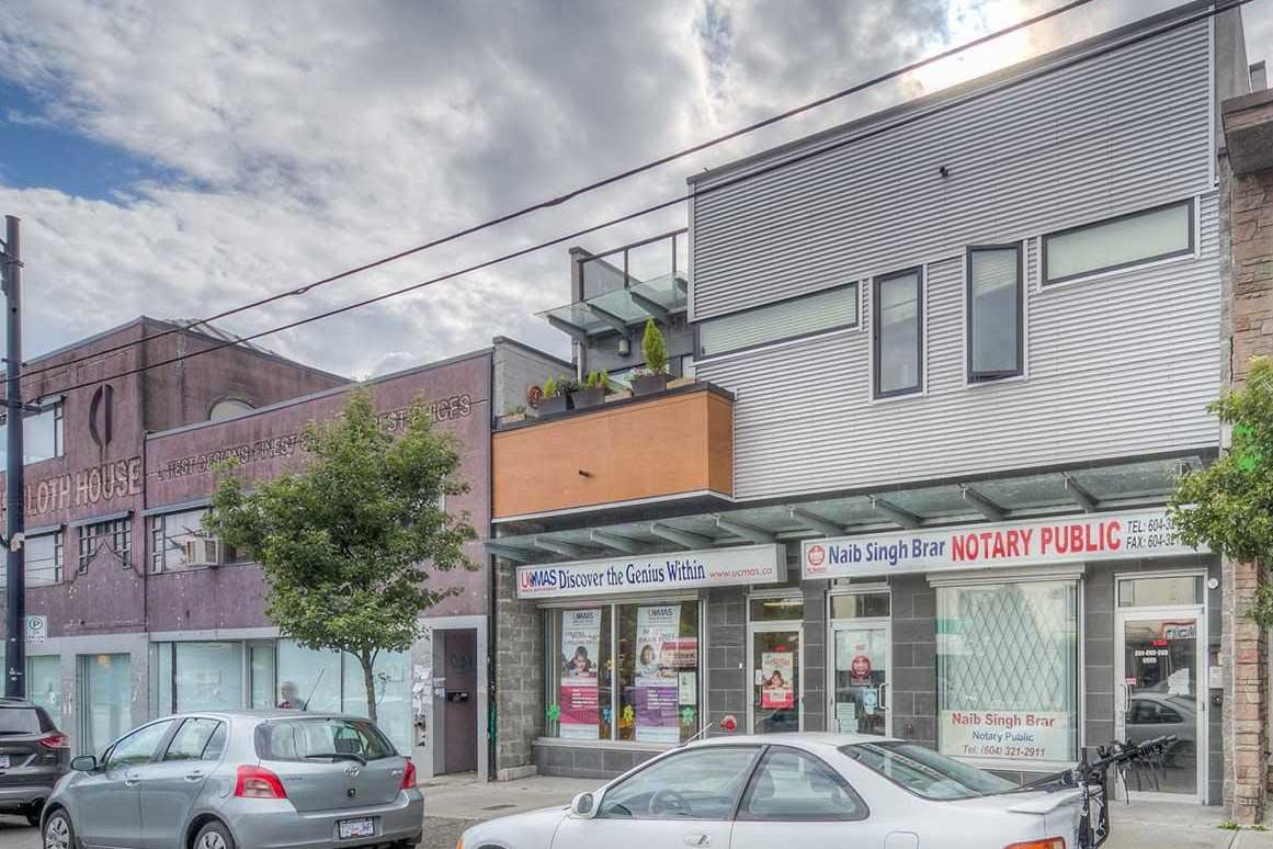 Main Photo: 6669 MAIN Street in Vancouver: South Vancouver Land Commercial for sale (Vancouver East)  : MLS®# C8035774